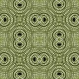 Nahtloser abstrakter geometrischer Hintergrund Stockfotografie