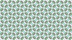 Nahtloser abstrakter geometrischer Hintergrund Lizenzfreie Stockfotografie