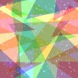 Nahtloser abstrakter Hintergrund Stockfoto