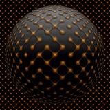 Nahtloser abstrakter Hintergrund Stockfotografie
