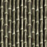 Nahtloser Bambus Lizenzfreie Stockfotos