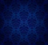 Nahtloser blauer Hintergrund Stockfotos