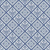 Nahtloser bunter gotischer vektorblumenmuster Stockfoto