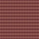 Nahtloser Burgunder-Diamant-Hintergrund Lizenzfreie Stockfotografie