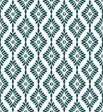 Nahtloser dekorativer Vektormit blumenhintergrund Stockfoto