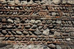 Nahtloser Felsensteinhintergrund für Design und verzieren Lizenzfreies Stockbild