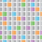 Nahtloser Fliese-Hintergrund lizenzfreie abbildung