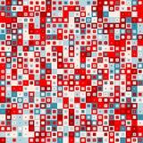 Nahtloser geometrischer Hintergrund Stockfoto