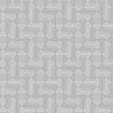 Nahtloser geometrischer Hintergrund stock abbildung