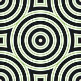 Nahtloser geometrischer Musterhintergrund Lizenzfreie Stockfotos