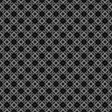 NAHTLOSER GEOMETRISCHER SCHWARZWEISS-RÜTTLER, HINTERGRUND-DESIGN abstrakter Hintergrund Wiederholen und editable Kann für Druck v Stockbilder
