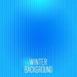 Nahtloser gestrickter Winterhintergrund. Kann für Tapete, p verwendet werden Lizenzfreies Stockbild