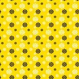 Nahtloser heller Blumenhintergrund Lizenzfreies Stockfoto
