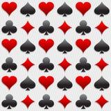 Nahtloser Hintergrund der Kartenklage Stockfoto