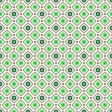 Nahtloser Hintergrund des arabischen Musters Auch im corel abgehobenen Betrag Stockbild