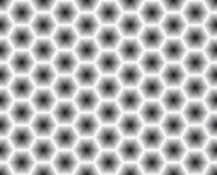 Nahtloser Hintergrund des Metalldraht-Ineinandergreifens vektor abbildung