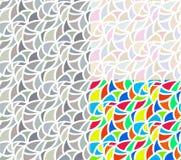 Nahtloser Hintergrund des Musters vektor abbildung