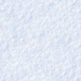 Nahtloser Hintergrund des Schnees. stockbild