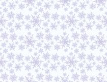 Nahtloser Hintergrund des Winters Stockfotografie