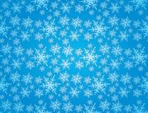 Nahtloser Hintergrund des Winters Stockfoto