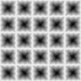 Nahtloser Hintergrund des Zickzacks in den grauen Farben Zickzacklinien der allgemeiner Anwendung Nahtloser grauer Hintergrund Lizenzfreie Stockfotos