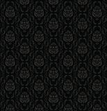 Nahtloser Hintergrund von einer Blumenverzierung Lizenzfreie Stockbilder