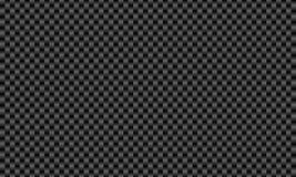 Nahtloser Kohlenstoff-Beschaffenheits-Vektor-Grafik-Hintergrund vektor abbildung