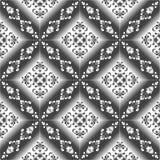 Nahtloser luxuriöser Tapete-Hintergrund Lizenzfreie Stockbilder