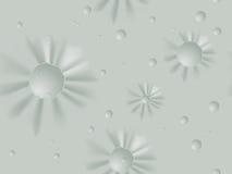 Nahtloser Mondhintergrund Lizenzfreie Stockbilder