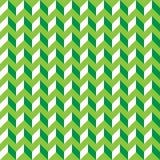 Nahtloser Musterhintergrund der grünen Würfel der Konturnzusammenfassung 3d geometrischen für Tapete, Muster, Netz, Blog, Oberflä Lizenzfreie Stockfotografie