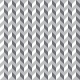 Nahtloser Musterhintergrund der grauen Würfel der Konturnzusammenfassung 3d geometrischen für Tapete, Muster, Netz, Blog, Oberflä Stockbild