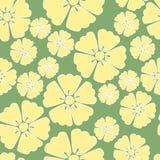 Nahtloser Musterhintergrund Kirschblüten-Kirschblütes stock abbildung