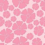 Nahtloser Musterhintergrund Kirschblüten-Kirschblütes vektor abbildung