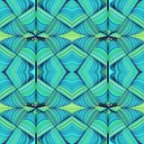 Nahtloser Musterzusammenfassungshintergrund mit schwieriger Verzierung von Faden und von Knoten vektor abbildung
