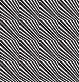 Nahtloser optischer Kunstmuster-Vektorhintergrund Stockbild