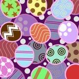 Nahtloser Ostern-Feiertag Stockbilder