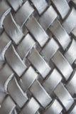 Nahtloser Rattanwebarthintergrund Stockbilder