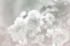 Nahtloser romantischer Hintergrund Lizenzfreies Stockbild
