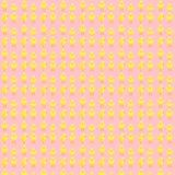 Nahtloser Satz des Musters des bunten Charakters der H?hnerhahn-Henne Illustration eps10 stock abbildung