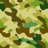 Nahtloser schützende Färbung des Musters Militärverteidiger von Stockfoto