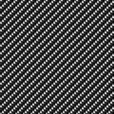 Nahtloser Vektor des Kohlenstoff-Faser-Hintergrundes vektor abbildung
