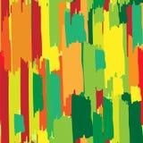 Nahtloser wiederholender gestreifter farbiger Hintergrund von Farben Stockbilder