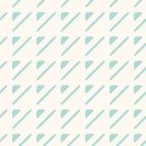 Nahtloses abstact geometrisches Muster. Lizenzfreies Stockbild