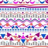 Nahtloses abstrac Muster Stockbilder