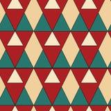 Nahtloses abstraktes Farbenmuster Stockfotografie