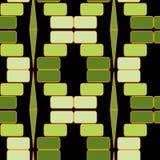 Nahtloses abstraktes Farbenmuster Lizenzfreie Stockbilder