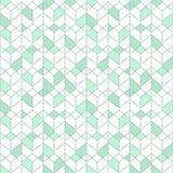 Nahtloses abstraktes geometrisches Muster lizenzfreie abbildung