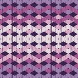 Nahtloses abstraktes geometrisches Muster Die Beschaffenheit des Zickzacks brushwork Handausbrüten Stockbild