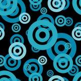 Nahtloses abstraktes geometrisches Muster Kann für Hintergrund verwendet werden Kann für Tapete, Linoleum, Gewebe, Einladungskart Vektor Abbildung
