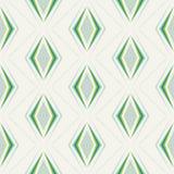 Nahtloses abstraktes geometrisches Verzierungsmuster Stockfotografie